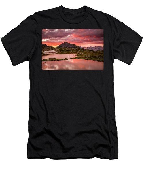 Bridal Veil Basin 2 Men's T-Shirt (Athletic Fit)