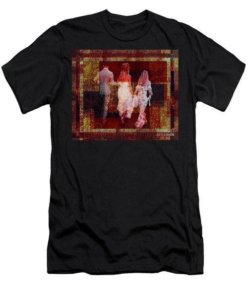Bridal Walk Men's T-Shirt (Athletic Fit)