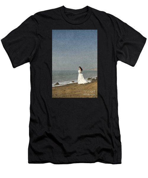 Bride By The Sea Men's T-Shirt (Athletic Fit)