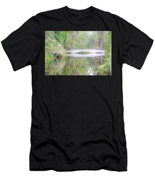 Bridge Over1 Men's T-Shirt (Athletic Fit)