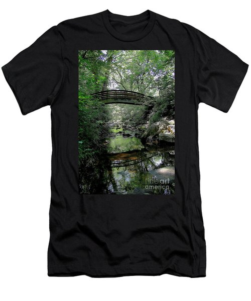Bridge Reflections Men's T-Shirt (Athletic Fit)