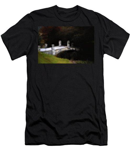 Bridge To Darkness Men's T-Shirt (Athletic Fit)