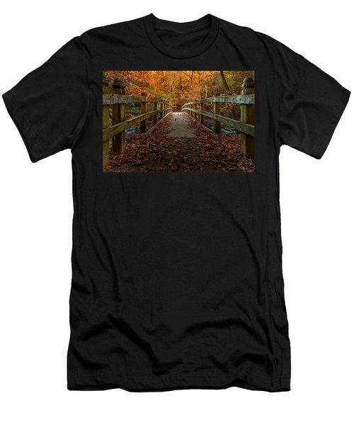 Bridge To Enlightenment 2 Men's T-Shirt (Athletic Fit)