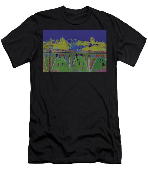 Bridge To Life Men's T-Shirt (Athletic Fit)