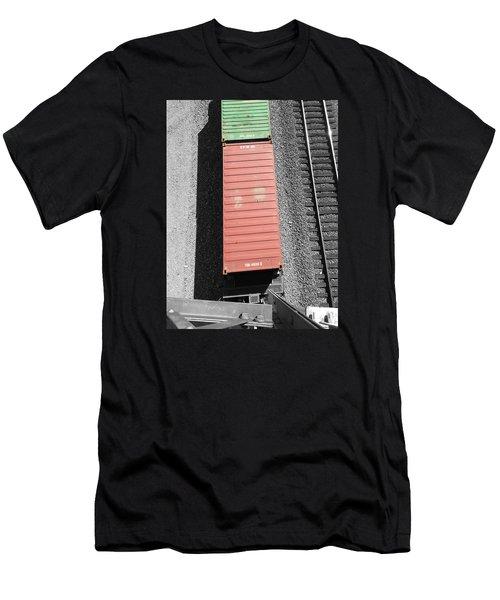 Bridge View Men's T-Shirt (Athletic Fit)