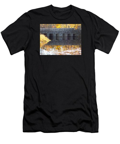 Bridges Reflection Men's T-Shirt (Athletic Fit)