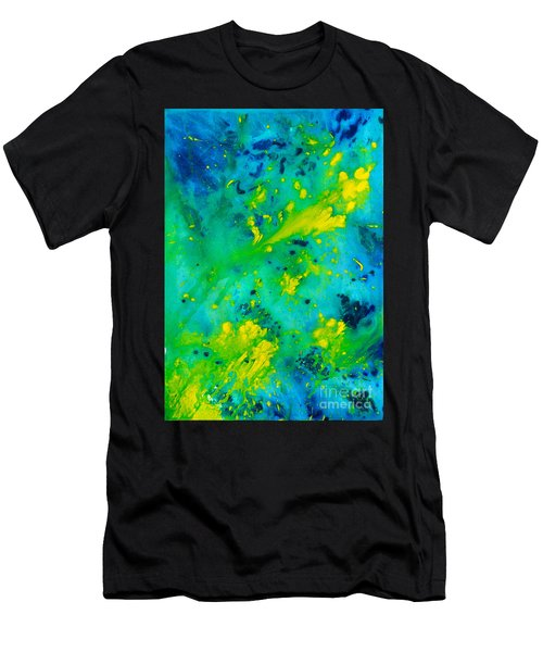 Bright Day In Nature Men's T-Shirt (Athletic Fit)