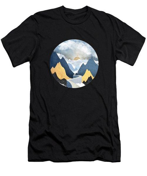 Bright Future II Men's T-Shirt (Athletic Fit)