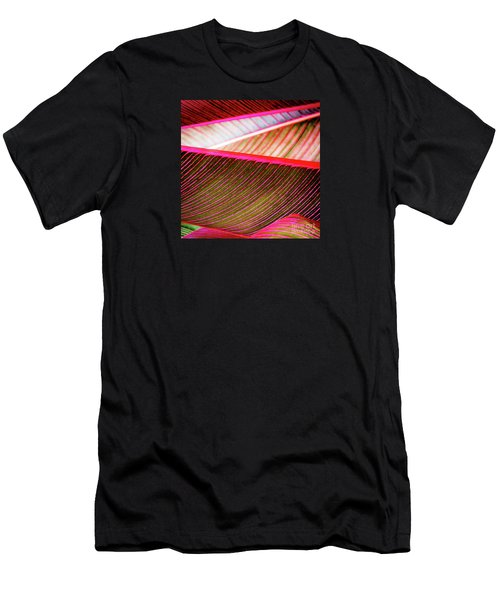 Bright Leaves 548 Men's T-Shirt (Athletic Fit)