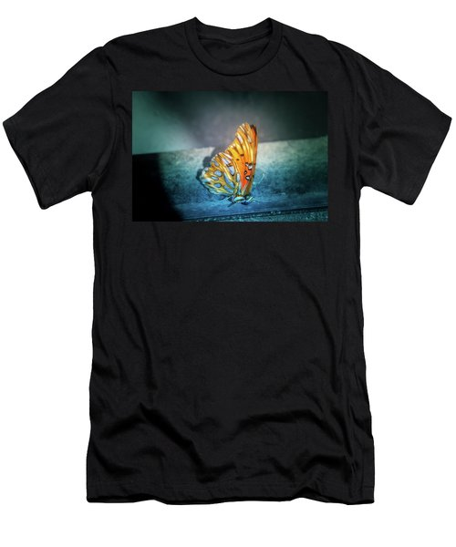 Bright Wings Men's T-Shirt (Athletic Fit)