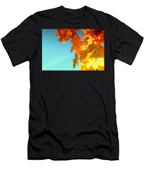 The Lord Of Autumnal Change Men's T-Shirt (Athletic Fit)