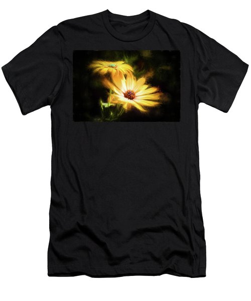Brightest Sun Shining Men's T-Shirt (Athletic Fit)