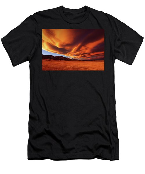 Brilliance Over Boulder Men's T-Shirt (Athletic Fit)