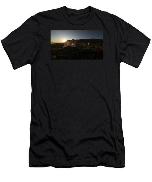Brilliant Light Men's T-Shirt (Athletic Fit)