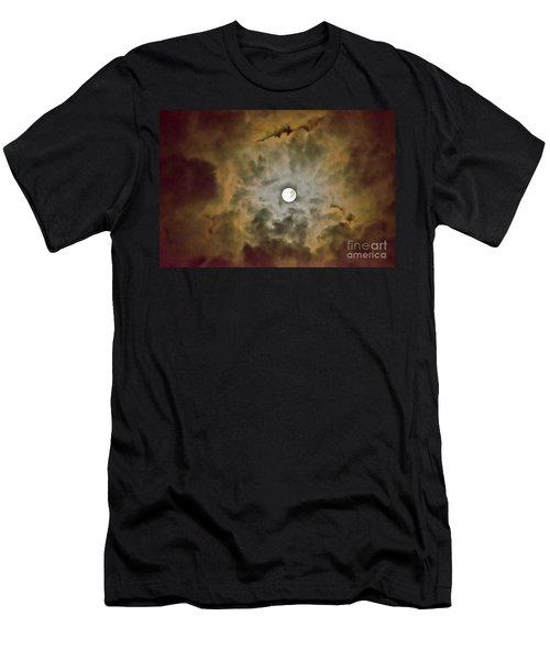 Brilliant Night Sky Men's T-Shirt (Athletic Fit)