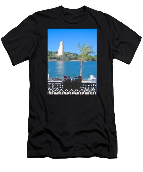 Brindisi By The Sea Men's T-Shirt (Athletic Fit)