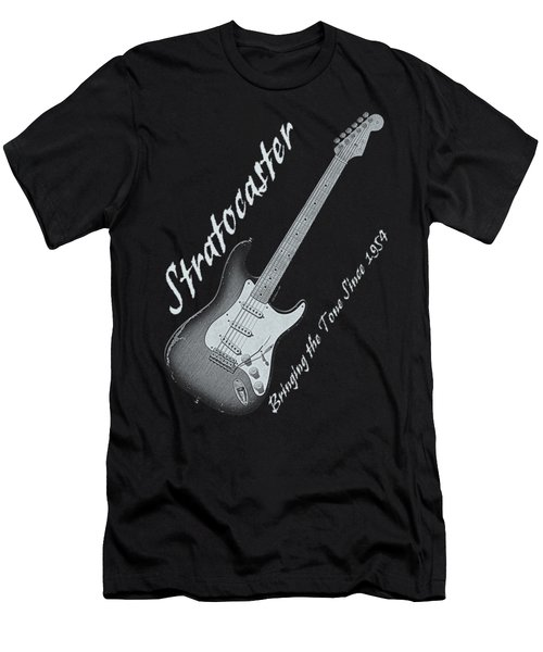Brining The Tone Strat Shirt 2 Men's T-Shirt (Athletic Fit)