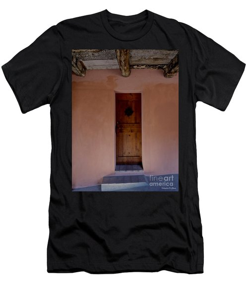 Brisighella- Single Door Men's T-Shirt (Athletic Fit)
