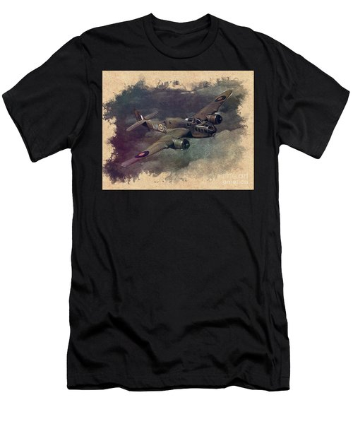 Bristol Beaufort Bomber Men's T-Shirt (Athletic Fit)