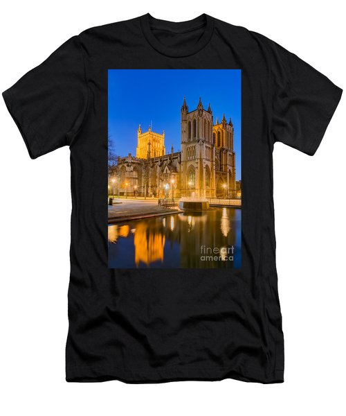 Bristol Cathedral Men's T-Shirt (Athletic Fit)
