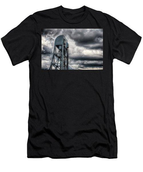 Broadway Bridge Hrd 1 Men's T-Shirt (Athletic Fit)