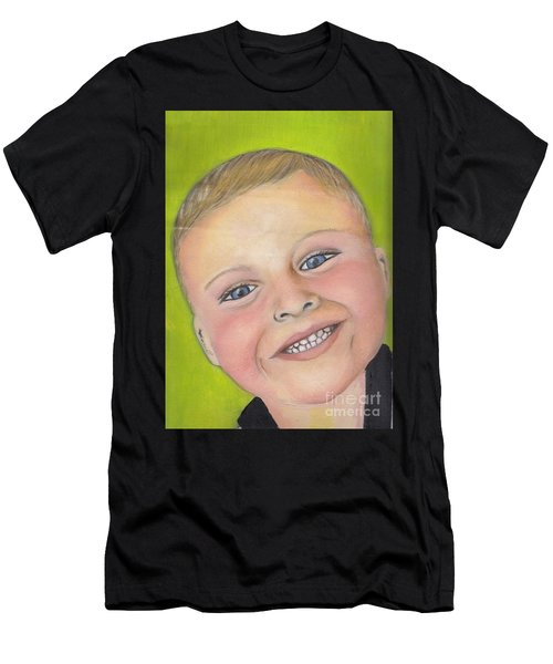 Brody's Smile Men's T-Shirt (Athletic Fit)