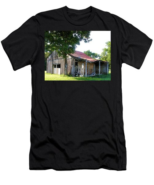 Brokedown Barn Men's T-Shirt (Athletic Fit)