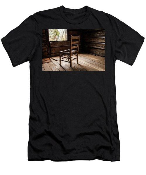 Broken Chair Men's T-Shirt (Athletic Fit)