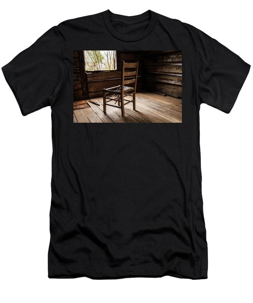 Broken Chair Men's T-Shirt (Athletic Fit)