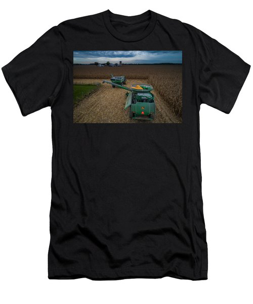 Broken Down Men's T-Shirt (Athletic Fit)
