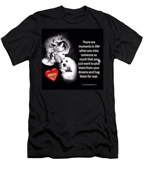 Broken Heart Men's T-Shirt (Athletic Fit)
