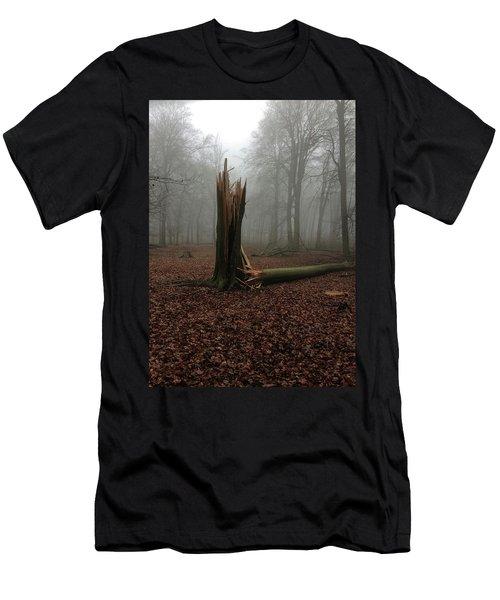 Broken Oak Men's T-Shirt (Athletic Fit)