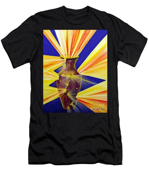 Broken Vessel Men's T-Shirt (Athletic Fit)