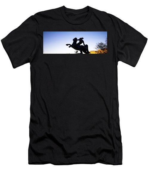 Bronco Men's T-Shirt (Athletic Fit)