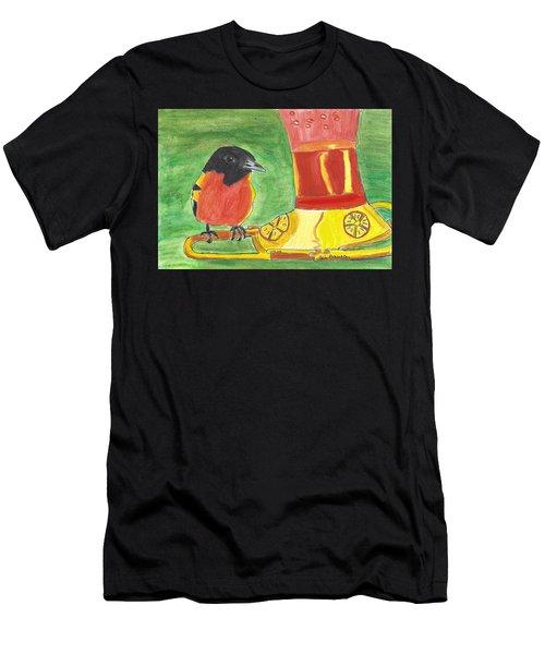 Brooks Men's T-Shirt (Athletic Fit)