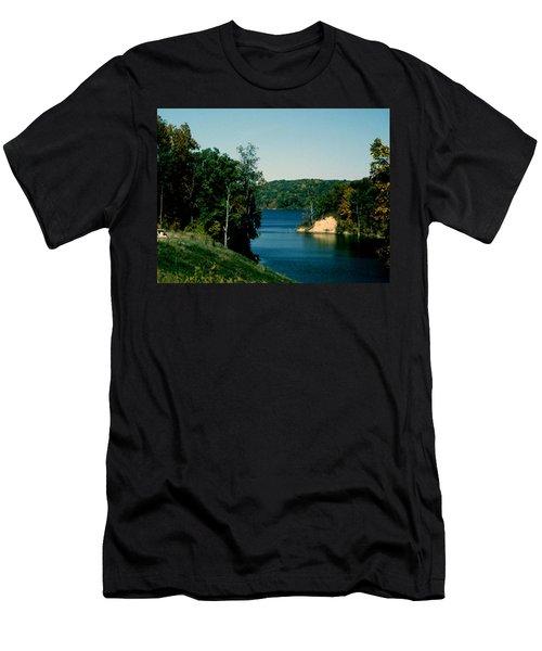 Brookville Lake Brookville Indiana Men's T-Shirt (Athletic Fit)