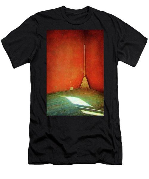 Broom Men's T-Shirt (Athletic Fit)