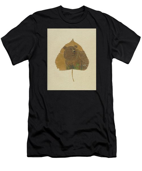 Brow Bear #2 Men's T-Shirt (Athletic Fit)