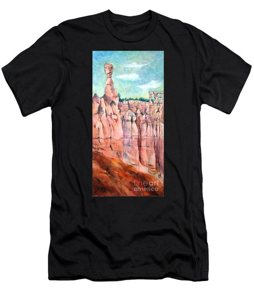 Bryce Canyon #1  Men's T-Shirt (Athletic Fit)