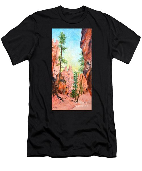 Bryce Canyon #2 Men's T-Shirt (Athletic Fit)