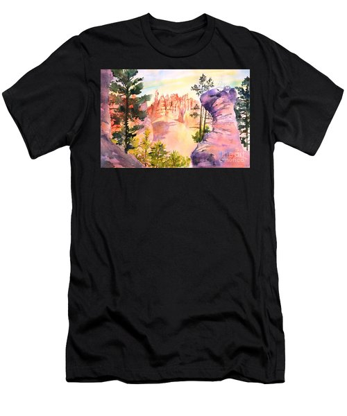 Bryce Canyon #4 Men's T-Shirt (Athletic Fit)