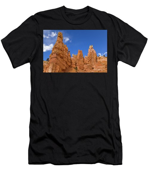 Bryce Canyon Hoodoos Men's T-Shirt (Athletic Fit)