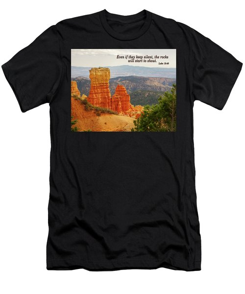 Bryce Canyon Men's T-Shirt (Athletic Fit)