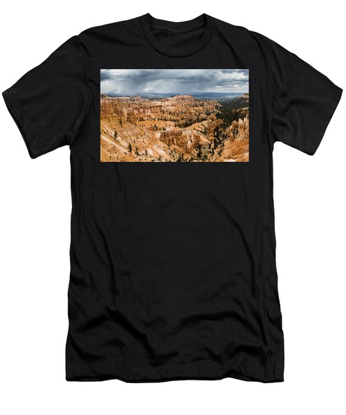 Bryce Canyon Storm Men's T-Shirt (Athletic Fit)