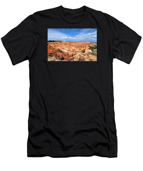 Bryce Canyon - Sunset Point Men's T-Shirt (Athletic Fit)