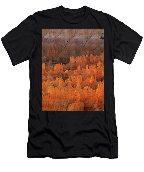 Bryce Hoodoos Men's T-Shirt (Athletic Fit)