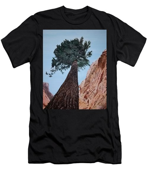 Bryce Pine Men's T-Shirt (Athletic Fit)