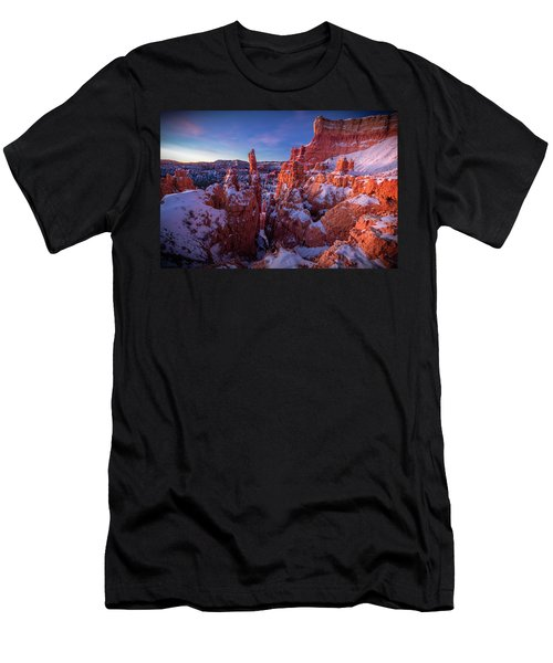 Bryce Tales Men's T-Shirt (Athletic Fit)