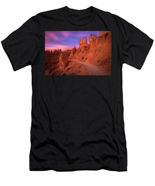 Bryce Trails Men's T-Shirt (Athletic Fit)