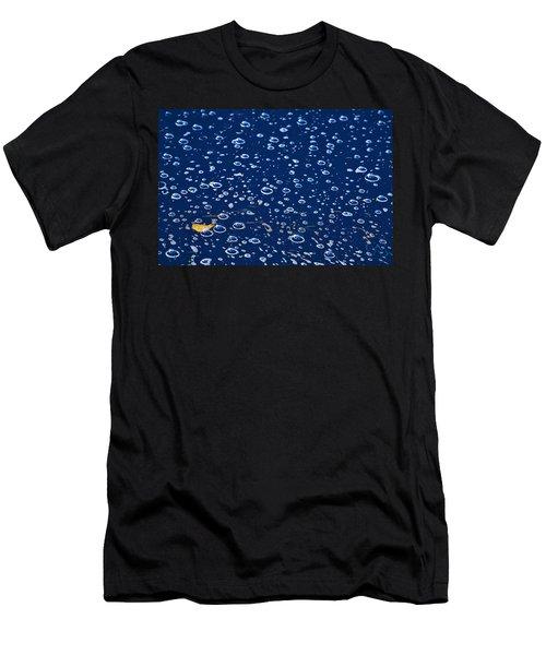 Bubbly Men's T-Shirt (Athletic Fit)